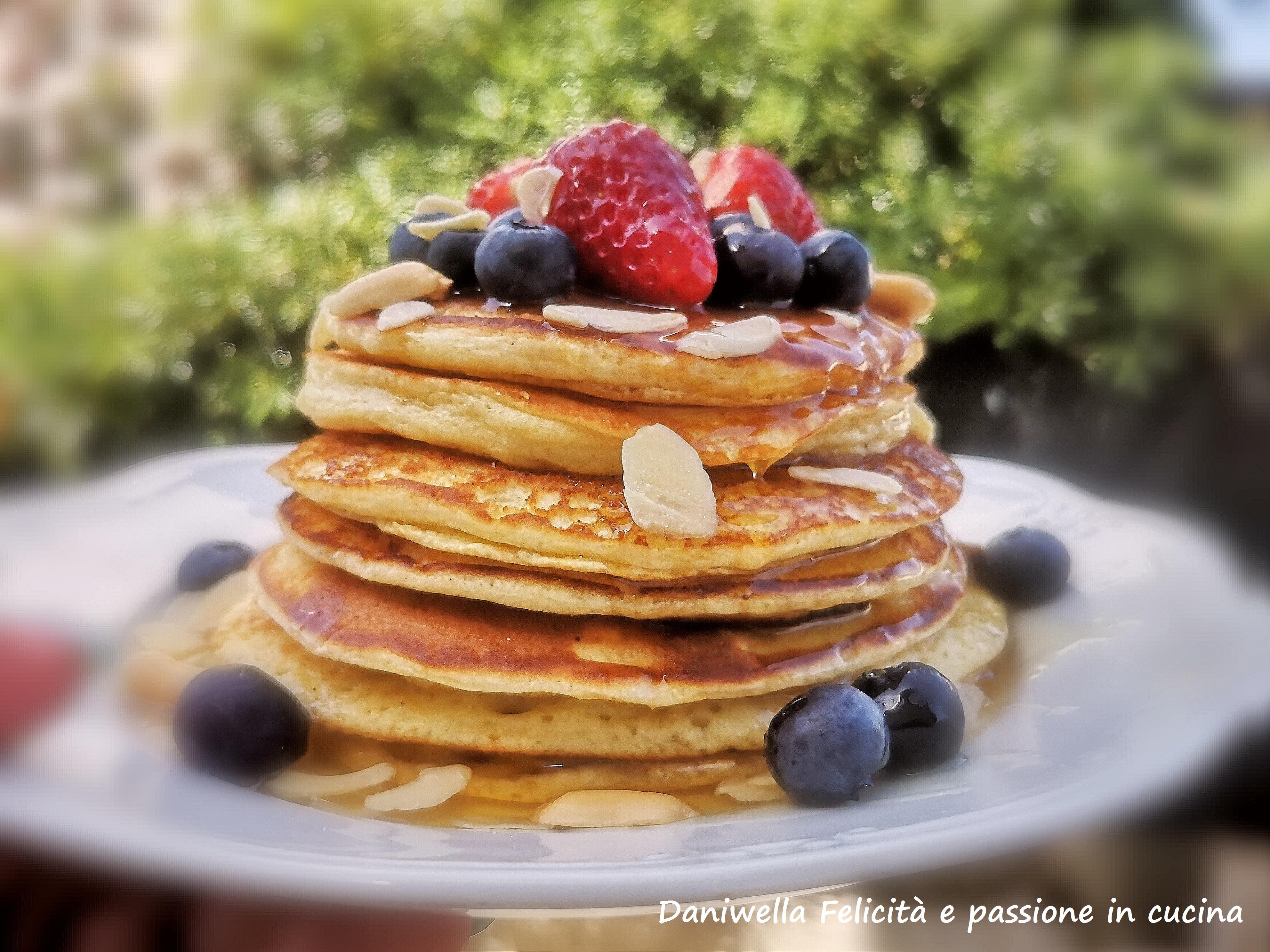 Pancakes (ricetta originale)