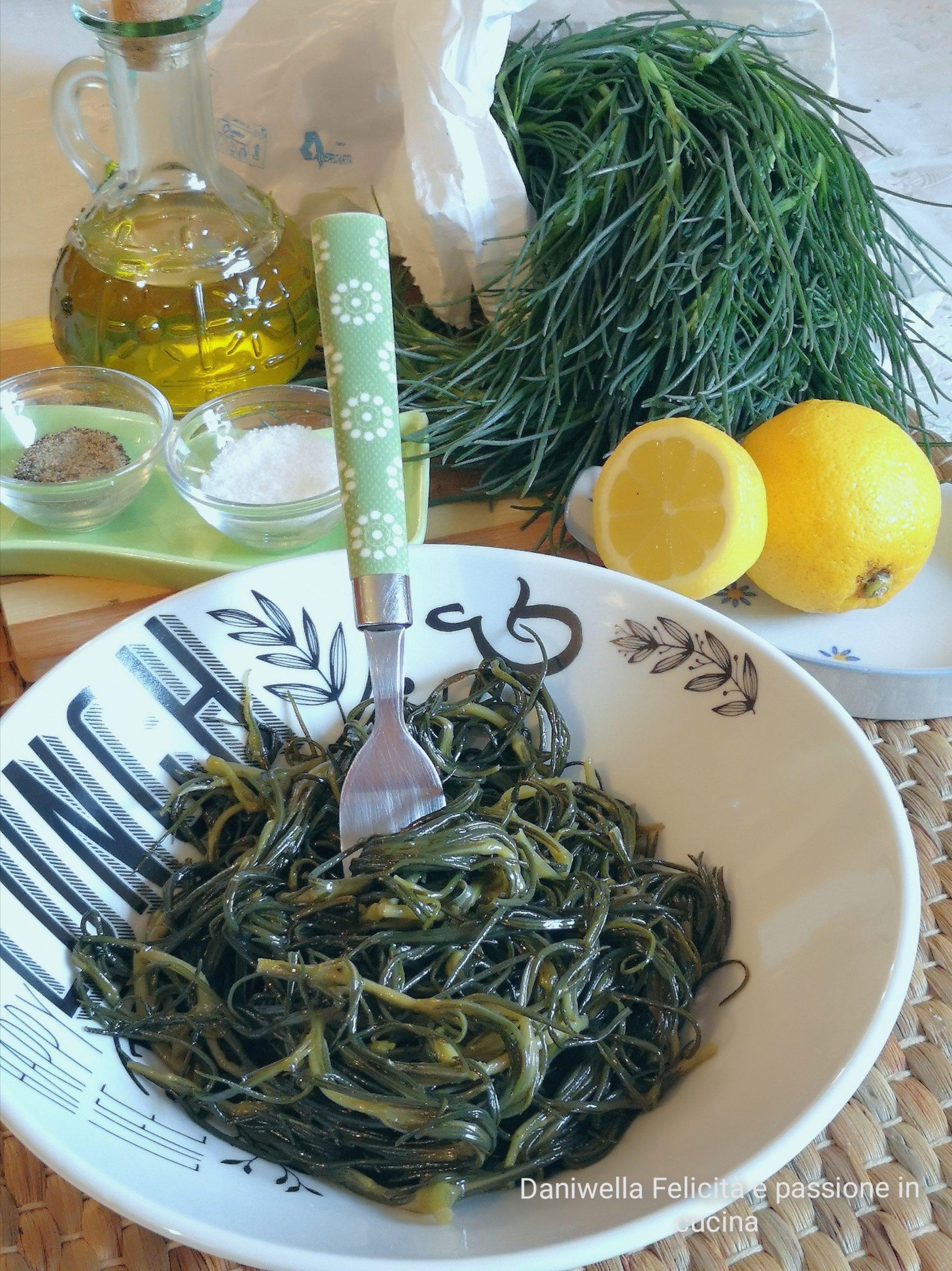 Agretti al limone – Ricetta Primaverile Facilissima e Gustosa