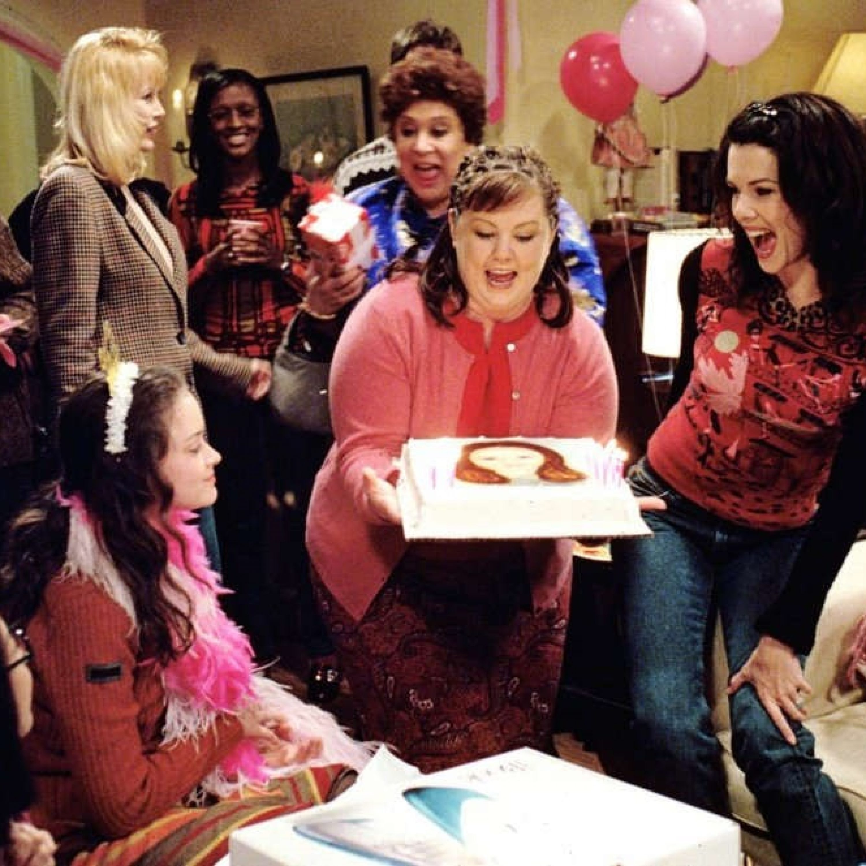 Gilmore girls1 compleanno di rory